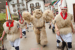 Ancient carnival in Ituren