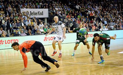October 05-16,Max-Schmeling-Halle , Berlin,Germany<br /> Handball,F&uuml;chse Berlin vs THW Kiel<br /> Kiel wins 26:18