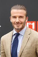 JUN 20 David Beckham Biotherm ambassador