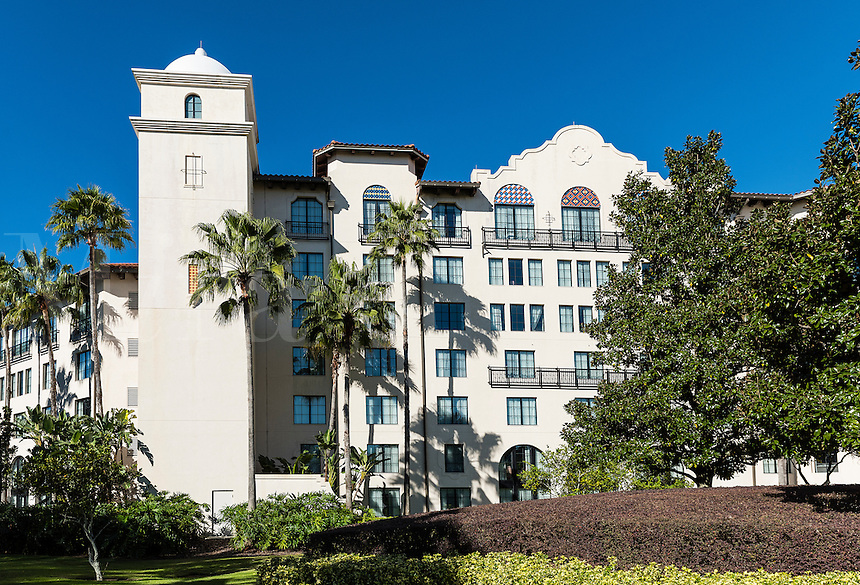 Hard Rock Hotel Orlando, Universal Orlando Resort, Orlando, Florida, USA