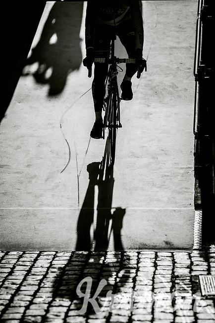 descending the presentation podium<br /> <br /> 101th Ronde Van Vlaanderen 2017 (1.UWT)<br /> 1day race: Antwerp &rsaquo; Oudenaarde - BEL (260km)