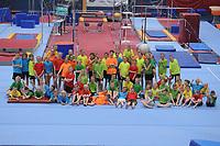 FIERLEPPEN: HEERENVEEN: 28-04-2017, Sportstad, Jeugddag FLB, ©foto Martin de Jong