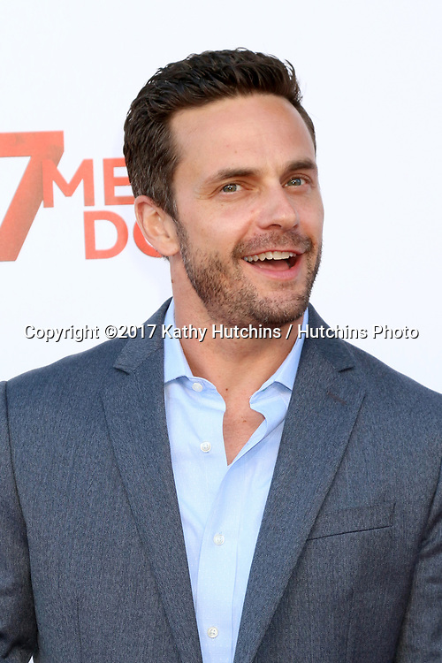 """LOS ANGELES - JUN 12:  Chris J Johnson at the """"47 Meters Down"""" Premiere at the Village Theater on June 12, 2017 in Westwood, CA"""