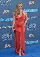 Anna Chlumsky at the 22nd Annual Critics' Choice Awards at Barker Hangar, Santa Monica Airport. <br /> December 11, 2016<br /> Picture: Paul Smith/Featureflash/SilverHub 0208 004 5359/ 07711 972644 Editors@silverhubmedia.com