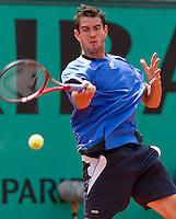 26-05-10, Tennis, France, Paris, Roland Garros,  Garcia-Lopez