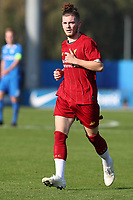 20191023 - Genk: Liverpool's Harvey Elliott is pictured during the UEFA Youth League group stages match between KRC Genk Youth and Liverpool FC on October 23, 2019 at KRC Genk Stadium Arena B, Genk, Belgium. PHOTO:  SPORTPIX.BE | SEVIL OKTEM