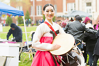 International Fiesta 2018, on the Drill Field<br />  (photo by Marco Lopez / &copy; Mississippi State University)