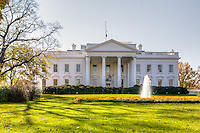 White House Washington DC<br /> Washington DC Photography