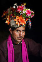 Dahanu Valley, Ladakh, northern India.<br />
