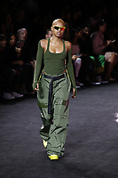 Fenty by Rihanna<br /> catwalk fashion show at New York Fashion Week<br /> Spring Summer 2018<br /> in New York, USA September 2017.<br /> CAP/GOL<br /> &copy;GOL/Capital Pictures