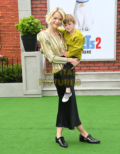"02 June 2019 - Westwood, California - Jamie Pressly. ""The Secret Lives of Pets 2"" Los Angeles Premiere held at Regency Village Theater. <br /> CAP/ADM/BT<br /> ©BT/ADM/Capital Pictures"