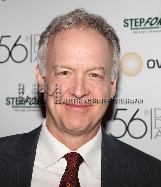 Reed Birney.attending the 56th Annual Drama Desk Award Nominees Reception at Bombay Palace in New York City.