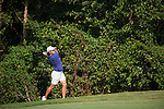 TAOYUAN, TAIWAN - OCTOBER 26:  Yani Tseng of Taiwan plays her second shot the 9th hole during the day two of the Sunrise LPGA Taiwan Championship at the Sunrise Golf Course on October 26, 2012 in Taoyuan, Taiwan. Photo by Victor Fraile / The Power of Sport Images