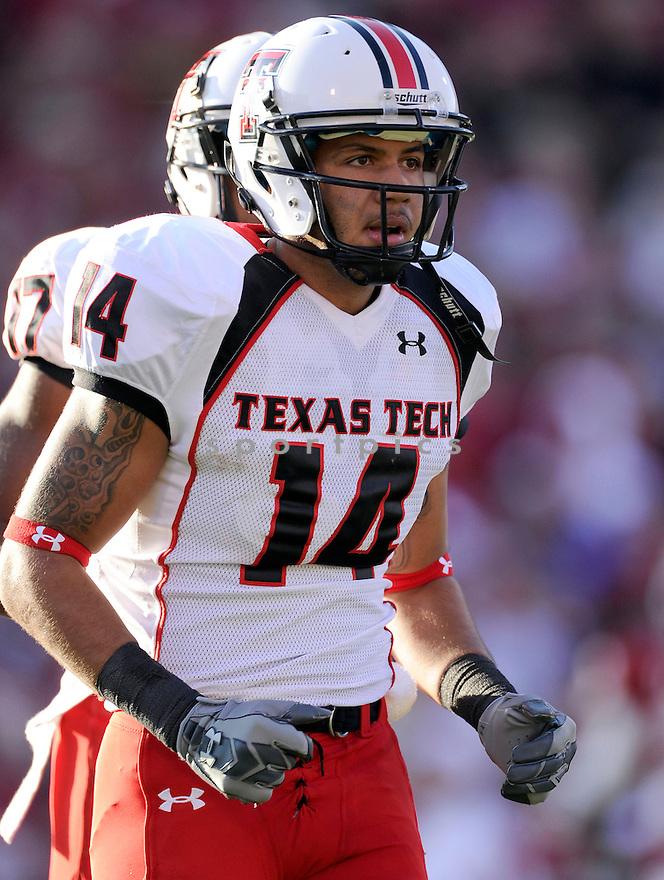 Texas Tech, Darrin Moore