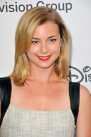 Emily VanCamp at the Disney Media Networks International Upfronts at Walt Disney Studios on May 20, 2012 in Burbank, California. © mpi35/MediaPunch Inc.
