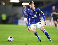 4th February 2020; Cardiff City Stadium, Cardiff, Glamorgan, Wales; English FA Cup Football, Cardiff City versus Reading; Joel Bagan of Cardiff City