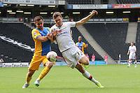 MK Dons vs Preston North End 15-08-15