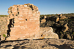 Hovenweep Castle and main ruin group..Hovenweep National Monument, Utah