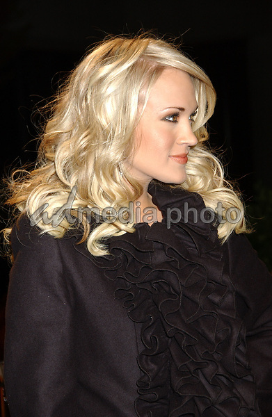 06 November 2007 - Nashville, Tennessee - Carrie Underwood. BMI Country Awards 2007 held at BMI Headquarters. Photo Credit: Laura Farr/AdMedia
