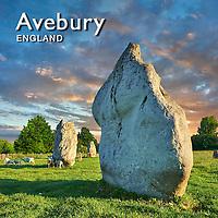 Avebury Stone Circle Site Images, Pictures & Photos