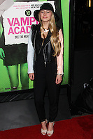 """LOS ANGELES, CA - FEBRUARY 04: Lia Marie Johnson at the Los Angeles Premiere Of The Weinstein Company's """"Vampire Academy"""" held at Regal Cinemas L.A. Live on February 4, 2014 in Los Angeles, California. (Photo by Xavier Collin/Celebrity Monitor)"""