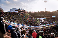 the infamous 'Pit' <br /> <br /> CX Superprestige Zonhoven (BEL) 2019<br /> Elite & U23 mens race