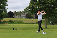 Adam Wootton (Oxford Golf Centre) on the 7th tee during Round 1 of the Titleist &amp; Footjoy PGA Professional Championship at Luttrellstown Castle Golf &amp; Country Club on Tuesday 13th June 2017.<br /> Photo: Golffile / Thos Caffrey.<br /> <br /> All photo usage must carry mandatory copyright credit     (&copy; Golffile | Thos Caffrey)
