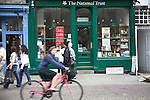 The National Trust shop, Cambridge, England
