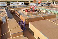 Boathouse at Canal Dock Phase II   State Project #92-570/92-674 Construction Progress Photo Documentation No. 05 on 17 November 2016. Image No. 17
