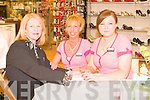 BEAUTY CLUBCARD: Enjoying a great time at the Debenhams, Beauty Clubcard party at Manor West shopping centre, Tralee on Friday l-r: Mary O'Halloran, Jacinta Hobbert and Karen O'Connor.