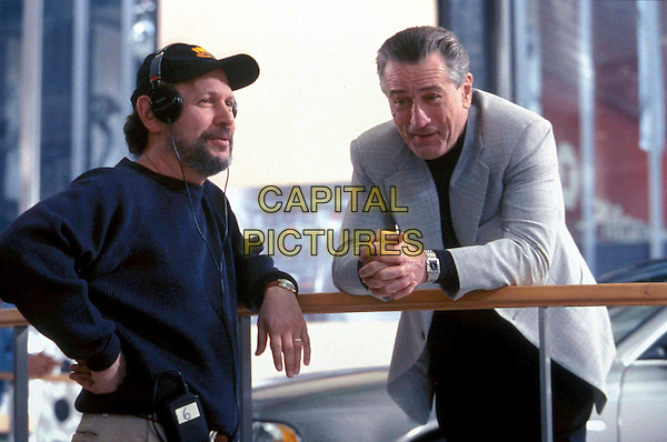 BILLY CRYSTAL & ROBERT DE NIRO.in Analyze That.Ref: FBAW.Filmstill - Editorial Use Only.Ref: FB.www.capitalpictures.com.sales@capitalpictures.com.Supplied by Capital Pictures