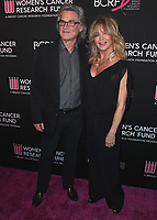 BEVERLY HILLS, CA - FEBRUARY 28:  Kurt Russell and Goldie Hawn at The Women's Cancer Research Fund's An Unforgettable Evening Benefit Gala at the Beverly Wilshire Four Seasons Hotel on February 28, 2019 in Beverly Hills, California. (Photo by Xavier Collin/PictureGroup)
