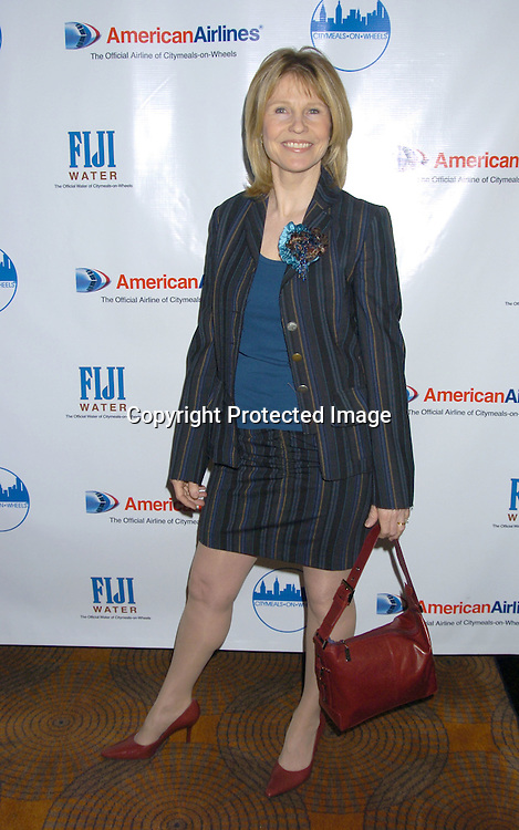 """Donna Hanover ..at the 18th Annual Citymeals-on-Wheels """"Power Lunch for Women"""" on November 18, 2004 at The Rainbow Room. ..Photo by Robin Platzer, Twin Images.."""