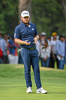 Tyrrell Hatton (ENG) waits to putt on 15 during round 3 of the World Golf Championships, Mexico, Club De Golf Chapultepec, Mexico City, Mexico. 2/23/2019.<br /> Picture: Golffile | Ken Murray<br /> <br /> <br /> All photo usage must carry mandatory copyright credit (© Golffile | Ken Murray)