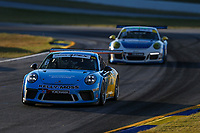 #6 Kelly-Moss Road and Race, Porsche 991 / 2018, GT3P: Tom Balames (M)