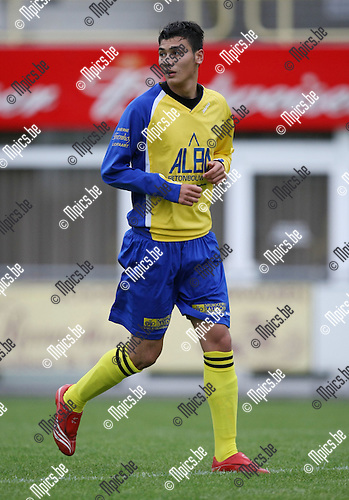 2008-07-18 / Voetbal / seizoen 2008-2009 / FC De Kempen / Giovanni Huysmans..Foto: Maarten Straetemans (SMB)