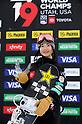 Snowboarding: FIS Snowboarding World Championships 2019