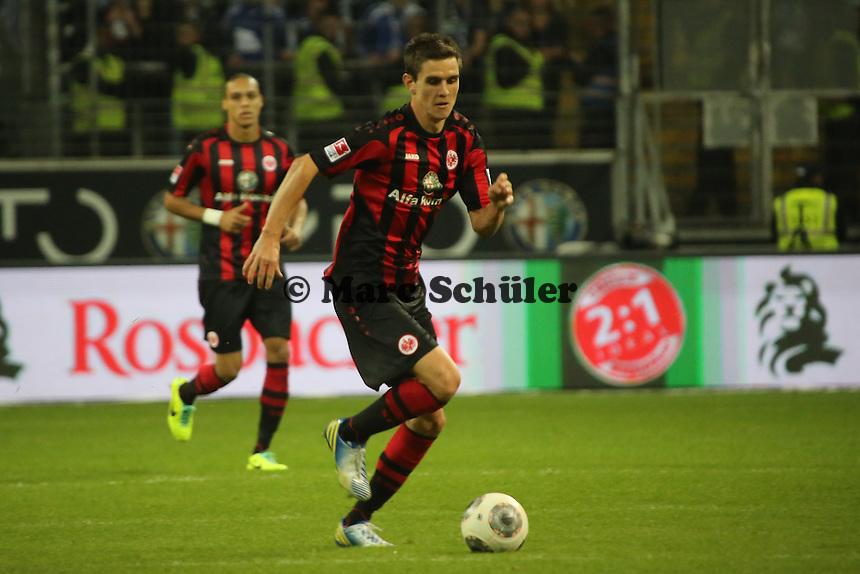 Johannes Flum (Eintracht) - Eintracht Frankfurt vs. Hamburger SV, Commerzbank Arena