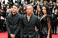 CANNES - MAY 14:  Jeremy Meeks and guests arrives to the premiere of &quot;THE DEAD DON&rsquo;T DIE <br /> &quot; during the 2019 Cannes Film Festival on May 14, 2019 at Palais des Festivals in Cannes, France. <br /> CAP/MPI/IS/LB<br /> &copy;LB/IS/MPI/Capital Pictures