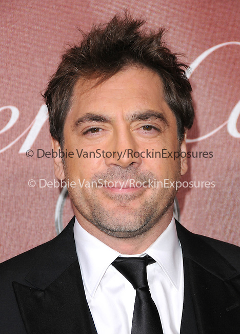 Javier Bardem attends the 2011 Palm Springs International Film Festival Awards Gala held at The Palm Springs Convention Center in Palm Springs, California on January 08,2011                                                                               © 2010 Hollywood Press Agency
