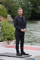 VENICE, ITALY - September 02: Ben Mendelsohn arrives in Darsena Excelsior during the 76th Venice Film Festival  on September 02, 2019 in Venice, Italy. (Photo by Mark Cape/Inside Foto)<br /> Venezia 02/09/2019