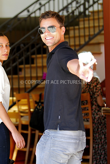WWW.ACEPIXS.COM....August 13, 2012, Los Angeles, CA.....Actor Colin Egglesfield in the Grove on August 13, 2012 in Los Angeles, CA.......By Line: Nancy Rivera/ACE Pictures....ACE Pictures, Inc..Tel: 646 769 0430..Email: info@acepixs.com
