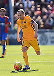FC Barcelona's Andres Iniesta  during La Liga match. February 7, 2016. (ALTERPHOTOS/Javier Comos)