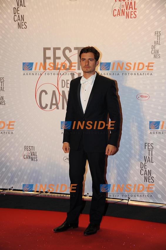 Orlando Bloom .Cannes 26/5/2013.Festival del Cinema di Cannes.Giornata di chiusura e premi .Foto Panoramic / Insidefoto .ITALY ONLY