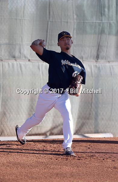 Daniel Missaki - 2017 AIL Brewers (Bill Mitchell)