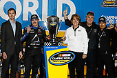 Champion #16: Brett Moffitt, Hattori Racing Enterprises, Toyota Tundra AISIN Group