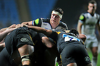 Francois Louw of Bath Rugby in action. European Rugby Champions Cup match, between Wasps and Bath Rugby on December 13, 2015 at the Ricoh Arena in Coventry, England. Photo by: Patrick Khachfe / Onside Images