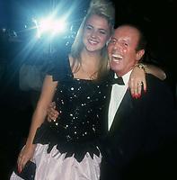 Francesco Scavullo and CorneliaGuest 1985<br /> Photo By Adam Scull/PHOTOlink.net