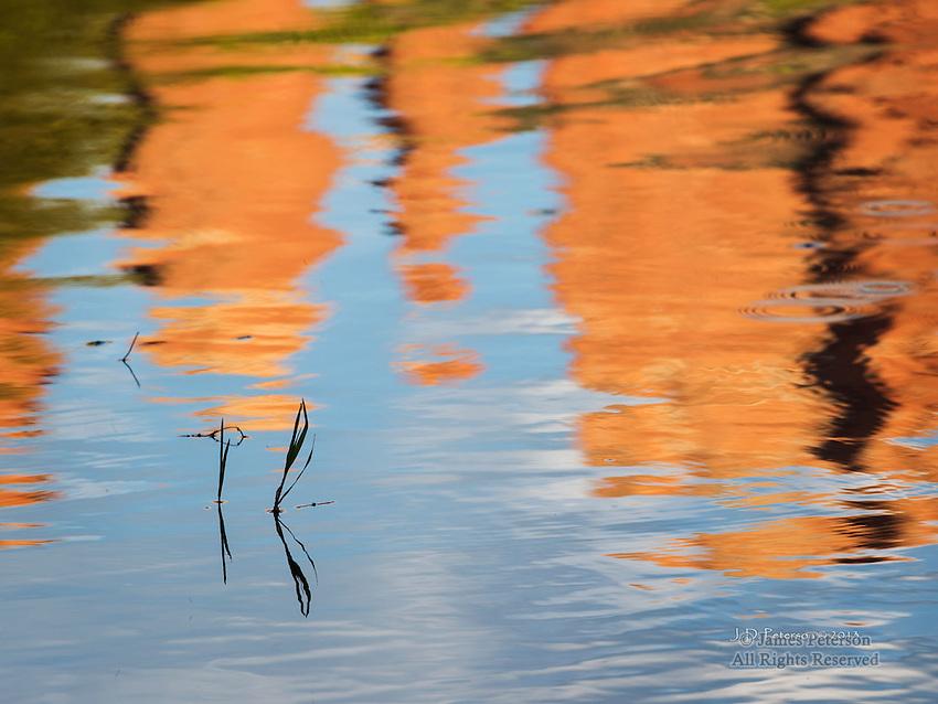Moment of Reflection, Oak Creek