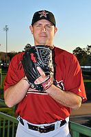 Feb 25, 2010; Kissimmee, FL, USA; The Houston Astros pitcher Brian Moehler (38) during photoday at Osceola County Stadium. Mandatory Credit: Tomasso De Rosa / Four Seam Images